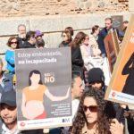 Toledo Violeta y la Asamblea Feminista quieren salir a la calle el 8M para reivindicar la igualdad con una cadena humana