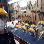 Soliss compra material para fabricar 3.600 pantallas protectoras para el Consorcio Provincial de Bomberos