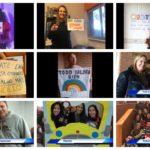 Docentes de Argés y Pantoja animan también al alumnado al son de 'Quédate en tu casa' y 'Resistiré 2020'