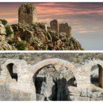 El castillo de Peñas Negras y el puente romano de La Canasta, en la Lista Roja del Patrimonio