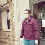 """Roberto, el policía local que ha superado el coronavirus: """"Es una enfermedad muy cruel pero creo que saldremos adelante"""""""