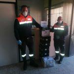 La Asociación Provincial de Diabéticos elabora 10.000 máscaras de protección para sanitarios de Toledo y Talavera