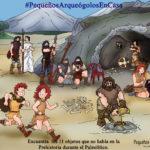 'Pequeños Arqueólogos en Casa' para aprender y disfrutar en familia con la historia y el patrimonio