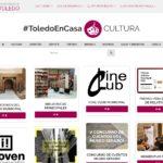 El Ayuntamiento de Toledo aglutina en un portal web las iniciativas de ocio, cultura, turismo o bienestar