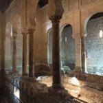 La iglesia de Santa Eulalia desentierra parte de la historia de Toledo