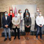 Acuerdo con los agentes sociales para la reactivación de la economía y el empleo en Toledo