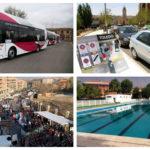 Se reactiva el pago de la ORA y los autobuses en Toledo, vuelven los mercadillos y las piscinas abren en julio