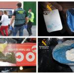 Dos detenidas en Calera y Chozas que traficaban con drogas fingiendo sacar al perro o yendo al supermercado