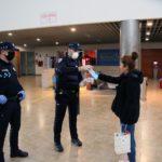 Continúan las sanciones por no usar la mascarilla en Toledo: 14 el último fin de semana