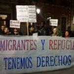 Mujeres de Negro contra la Guerra exige regularizar la situación de personas migrantes y refugiadas en la pandemia