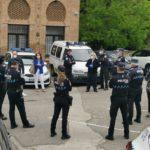 """Tolón perfila con la Policía Local el proceso de desescalada en Toledo: """"La batalla contra el virus todavía no está ganada"""""""
