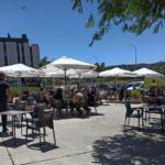 Toledo aprobará unas 300 licencias de ocupación en vía pública para la instalación de terrazas