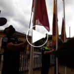 Emotivo vídeo de la Policía Local de Toledo en homenaje a las víctimas de la COVID-19