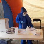 Un trabajador del cementerio y tres policías locales, los únicos casos de contagio detectados en 151 PCR