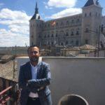 """ENTREVISTA   Núñez, concejal no adscrito: """"Toledo tiene capacidad y músculo para solventar esta crisis"""""""