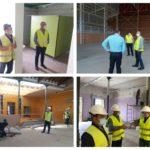 Mora contará con un nuevo pabellón polideportivo, un 'coworking' y un nuevo patio en el cementerio