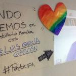 García Gascón consigue los avales para encabezar la candidatura 'Cuidando Podemos' a las primarias