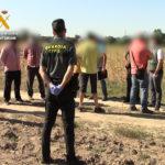 Detenido en Quintanar por engañar a 12 temporeros con las condiciones de trabajo en la campaña del ajo