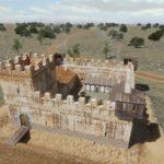 El castillo Santa María del Guadiana, una 'rara avis' de las fortalezas manchegas