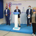 """Alcaldes del PP lamentan """"las inaceptables palabras de Page"""" sobre los ayuntamientos"""