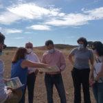 Concluyen dos nuevos proyectos de retirada y sellado de amianto en el Polígono de Toledo