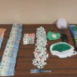 Desactivan un punto de venta de cocaína en La Puebla de Montalbán