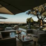 El Cigarral de las Mercedes de Toledo abre 'El Mirador', nuevo espacio para cenas y copas