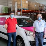 Soliss entrega 5.000 kilogramos de comida a los bancos de alimentos de la región
