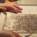 Una exposición virtual de impresos en tela y otra del Corpus Christi para celebrar el Día Internacional de los Archivos