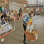 El Ayuntamiento Talavera adquiere 6.500 kilos más de alimentos y productos de higiene para familias necesitadas