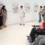 'Salud y mujer. El arte del cuidado desde una visión histórica', nueva exposición en Parapléjicos