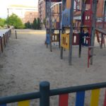 Los parques infantiles de Toledo seguirán cerrados aunque ya se trabaja en su seguridad y limpieza