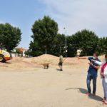 Arrancan las obras de remodelación del circuito de BMX de Talavera