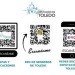 Tres nuevos códigos QR para promocionar el turismo en la provincia de Toledo