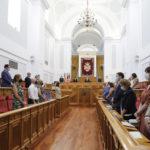 Minuto de silencio en las Cortes de Castilla-La Mancha por los últimos asesinatos machistas