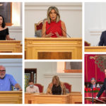 """""""Soberbia"""", """"parches"""", """"fotos"""", unidad, cohesión o industria: conceptos de un Debate del Estado de Toledo marcado por la pandemia"""