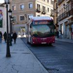 Los autobuses urbanos de Toledo se hacen con un notable en seguridad, puntualidad y amabilidad
