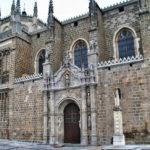 Toledo consigue financiación para hacer más eficiente la iluminación artística de San Juan de los Reyes