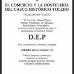 """Distrito 1 Toledo no ve prioritarias las obras de la calle Comercio y cree que será la """"puntilla"""" para sus negocios"""