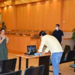El Ayuntamiento de Talavera incorpora la lengua de signos a sus plenos