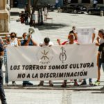 La Delegación del Gobierno pide identificar a las personas que participaron en la protesta no comunicada en Toledo contra la ministra de Trabajo