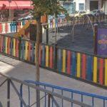 Sanciones en Talavera por desprecintar parques infantiles