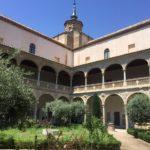 Hospital de Santa Cruz, monumento nacional