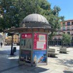 Los hosteleros de Toledo, satisfechos con la oficina de Turismo que se abrirá en el kiosco de Zocodover