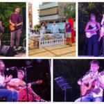 GALERÍA | Así fue el concierto solidario en Santa Bárbara a favor de Red Alimenta