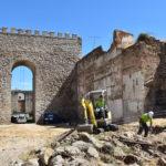 Se inician los trabajos arqueológicos para la rehabilitación del tramo de muralla de El Charcón
