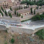 Recaredo y la Bajada de San Martín abren al tráfico tras las obras de canalización