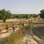 Bicicletas para impulsar el cuidado de la biodiversidad y el contacto con la naturaleza en la Sagra