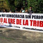 """Los trabajadores de La Tribuna señalan que """"ni siquiera hay razones económicas"""" para el ERE planteado por Promecal"""