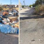 Recogen más de 50 toneladas de residuos y basura de diferentes vertederos incontrolados en Talavera